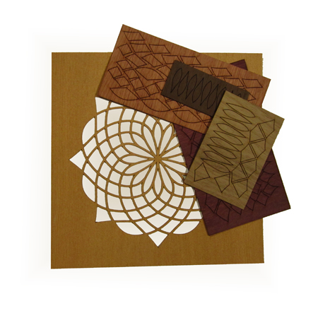 Bartledanian Wood Marquetry Kit Art