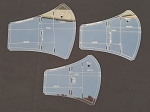 Olson Face Mask Templates Combined- Adult & Child Sizes
