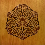 111 G'Gugvuntt Pre-Cut Wood Marquetry Kit